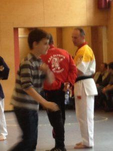 """""""Tanyu"""" Isa Alemdag in Seminar"""