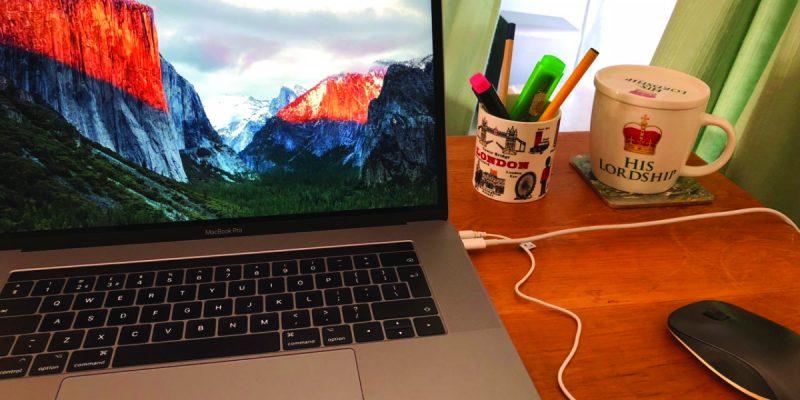 Isa's MacBook Pro - Isa Alemdag
