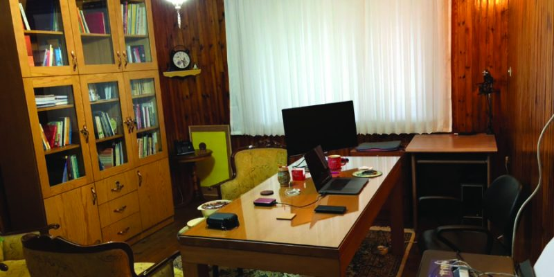 Trabzon Study Room - Isa Alemdag
